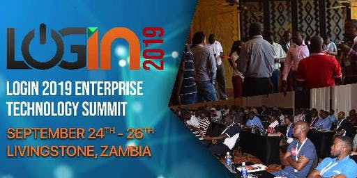 LOGIN 2019 - Zambia's Enterprise Technology Summit