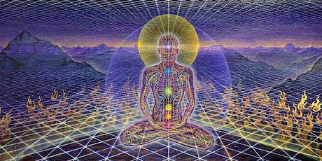October Quantum Healing Meditation Night tickets