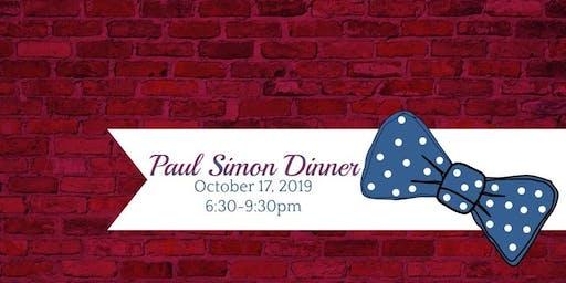 2019 Paul Simon Dinner