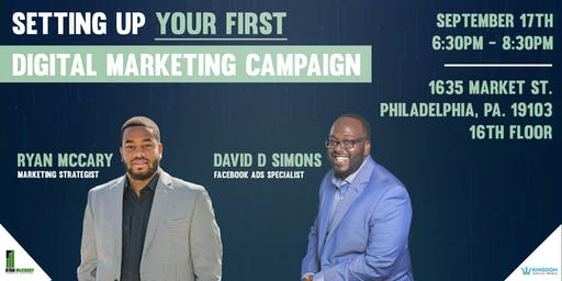 How To Setup Your First Digital Marketing Campaign