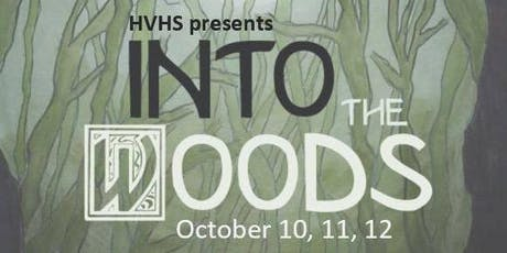 Into the Woods - Thursday, October 10, 2019 tickets