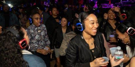 """MILLENNIUM AGE HOSTS: SILENT PARTY JACKSONVILLE """"TRAP vs R&B"""" tickets"""