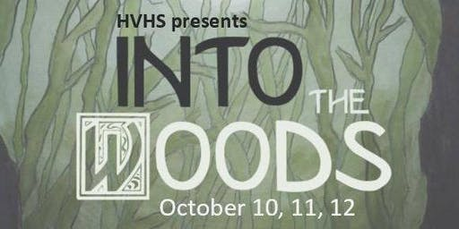 Into the Woods - Saturday, October 12, 2019