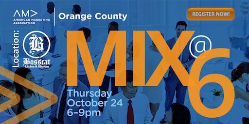 Mix@Six!  See you at Bosscat!