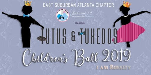 Children's Ball 2019 ~ Tutus and Tuxedos ~ I Am Royalty