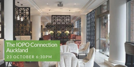 The IOPO Connection Event - Auckland tickets