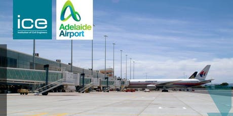 Adelaide Airport's Cool Pavements tickets