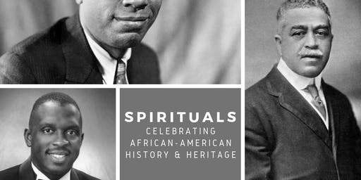 Spirituals – Celebrating African-American History and Heritage