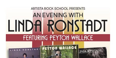 ARS Presents Linda Ronstadt performed by Peyton Wallace tickets