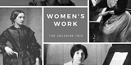 Women's Work tickets