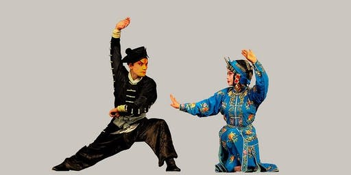 Arts martiaux et danse à l'opéra de Pékin