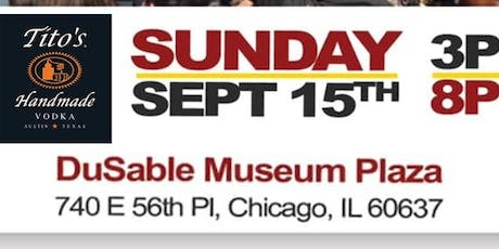 I Luv My HBCU Yard Fest And Block Party Chicago Football Classic tickets
