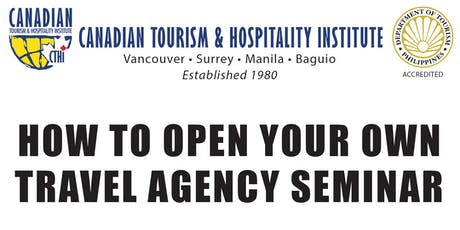 TRAVEL MANAGEMENT AND OPERATIONS SEMINAR tickets