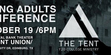 The Tent / Young Adults Conference tickets