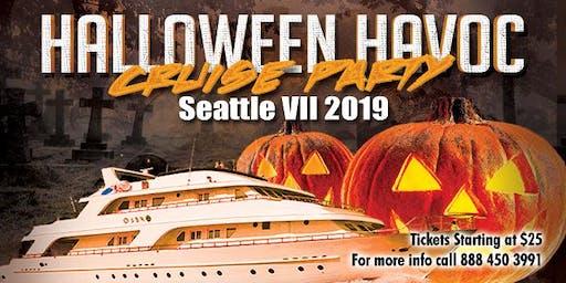 Halloween Havoc Cruise Party Seattle VII 2019