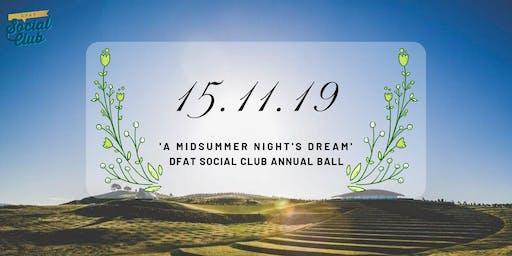 DFAT Ball 2019