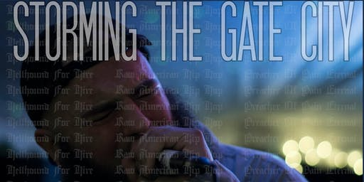 LIVE IN GATE CITY | Cody Pope | Black Hatch | Seth On Gray
