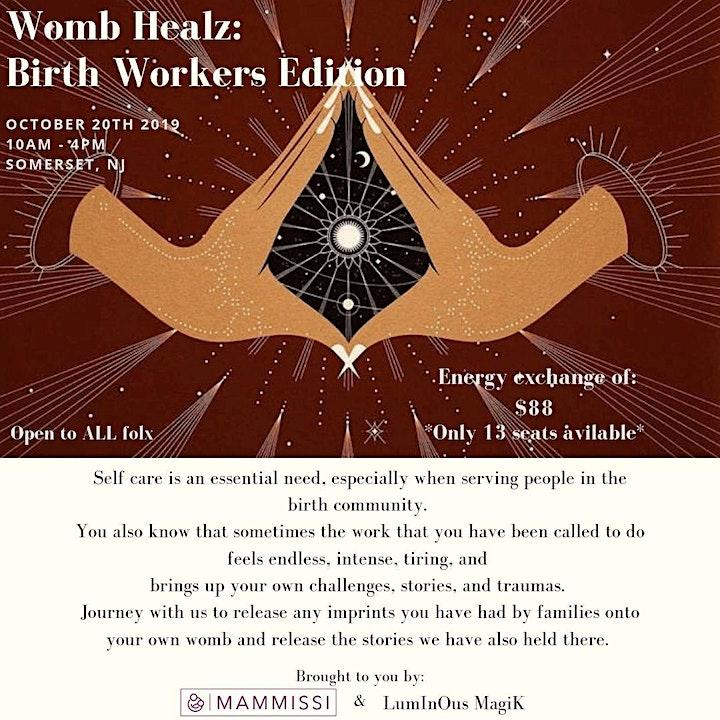 Womb Healz: Birthworkers Edition image