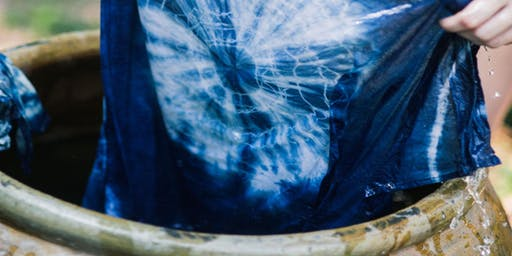 School Holiday Nature's Tie-Dye Workshops