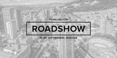 Formlabs Bogotá Roadshow 2019 entradas