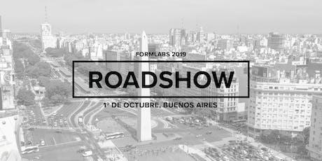 Formlabs Buenos Aires Roadshow 2019 entradas