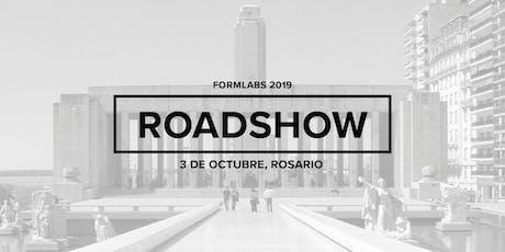 Formlabs Rosario Roadshow 2019 entradas