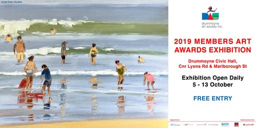 2019 Members Art Awards Exhibition