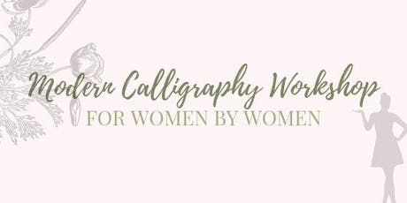 Modern Calligraphy - The Art of Letter Writing tickets