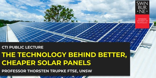 The Technology Behind Better, Cheaper Solar Panels