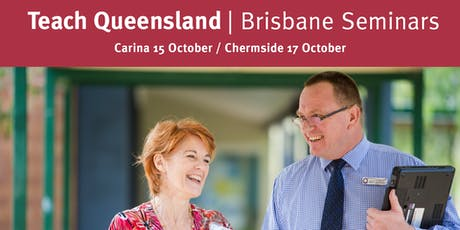 Teach Queensland Brisbane North Seminar tickets