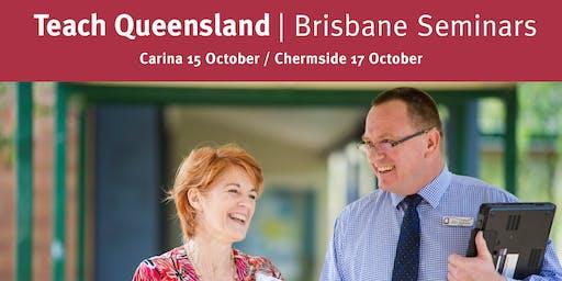 Teach Queensland Brisbane North Seminar