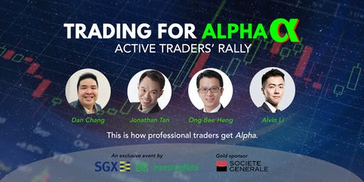 Trading for Alpha: Active Traders' Rally
