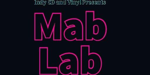 Indy CD & Vinyl presents MAB LAB /DJ Kyle Long / Trance Dancer/ Cicada Shells