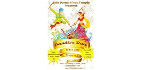 Dandiya Raas tickets