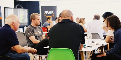 AWS Pop-Up Innovation Day tickets
