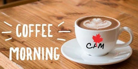 Coffee Morning with the Canadian Association of Malaysia tickets