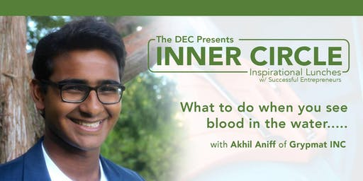 Inner Circle: Akhil Aniff of Grypmat