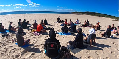 Meditation by the Sea - Free for the Community - M