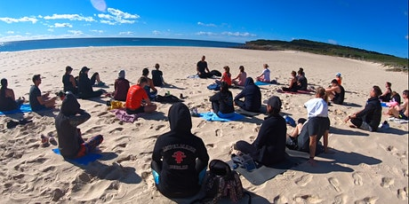 Meditation by the Sea - Free for the Community - Maroubra Beach tickets