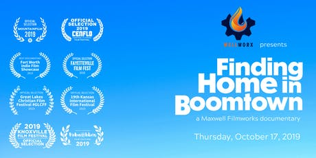 FINDING HOME IN BOOMTOWN, the Midland Premiere tickets