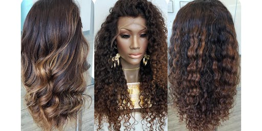 (HANDS-ON) Hair Extensions & Wigs BLONDE ME (BARBADOS)