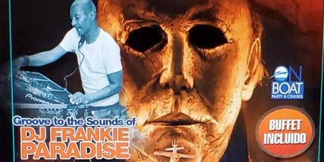 """ONE LOVE"" Classic House, 1st Annual Halloween Costume Party  with DJ Frankie Paradise tickets"
