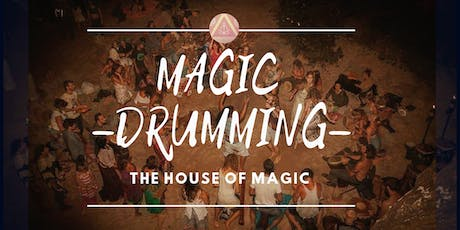 Magic Drumming - Conscious Drumming and Dance Event  tickets