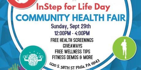 Community Health Fair tickets