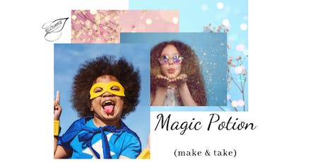 Magic Potion Make & Take tickets