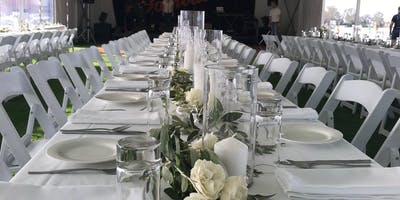 Renmark Rose Festival Gala Dinner 2019