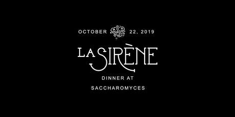 La Sirene French Farmhouse Feast tickets