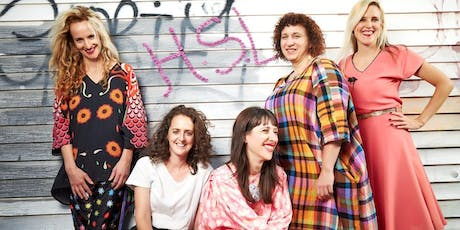 Feminism for Kids workshop with the Hotham Street Ladies tickets