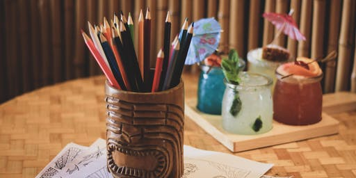 Cocktails and Colouring