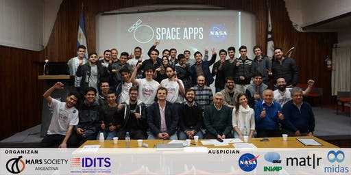 NASA Space Apps Challenge Mendoza 2019